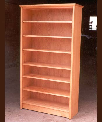 View New Shaker Bookcase