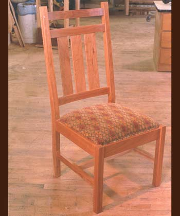 View Mission Dining Chair
