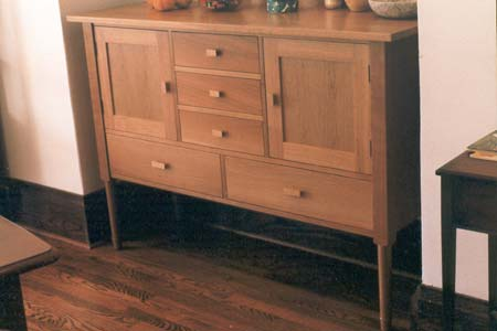 View Shaker Sideboard