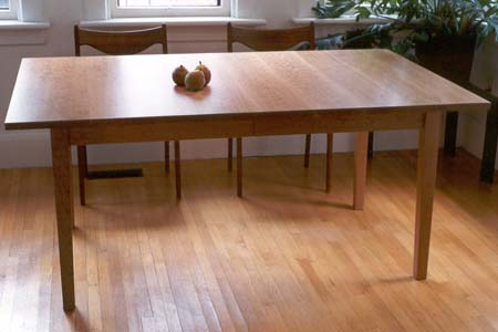 View Shaker Dining Table